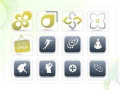 파워포인트 클립아트 스포츠, 문장, 로고, 메달