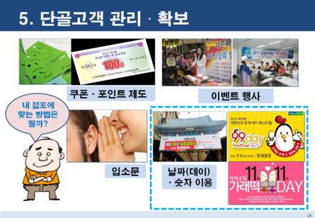 점포 창업 마케팅전략 보고서 #22