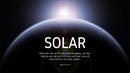 태양(Solar) 파워포인트 배경