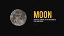 달(Moon) 파워포인트 테마