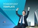 업무의 성취감 (비즈니스) 파워포인트 디자인