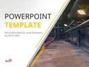 제조 공장 (산업) 파워포인트 배경화면