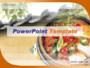 파워포인트 배경 음식/외식(전통가옥과 된장찌개)
