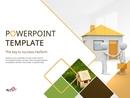 부동산 계약 표지 디자인