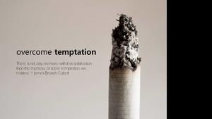 유혹(Temptation) 테마 슬라이드