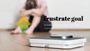좌절감(Frustration) 테마 PPT Slides
