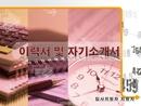 파워포인트 이력서 및 자기소개서(복지/사회/경력)