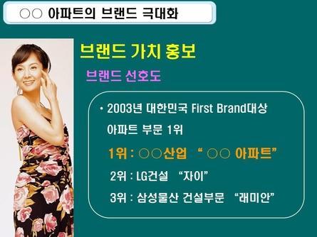 친환경 주거단지 분양마케팅 사업계획서(인천) #40