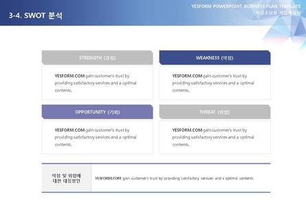 제조업 표준 사업계획서(자금조달용) #18