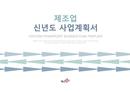 제조업 표준 사업계획서(신년도사업계획서)(7)