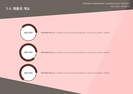 도소매업 표준 사업계획서(자금조달용) #11