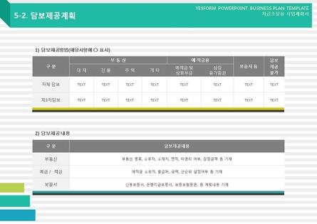 도소매업 표준 사업계획서(자금조달용) #39