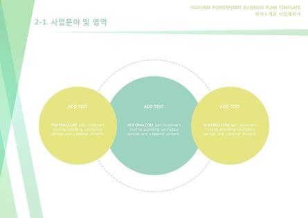 도소매업 표준 사업계획서(회사소개용) #12