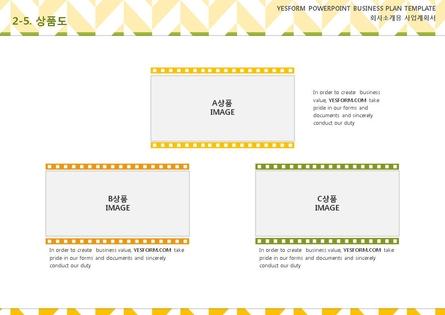 도소매업 표준 사업계획서(회사소개서)(2)
