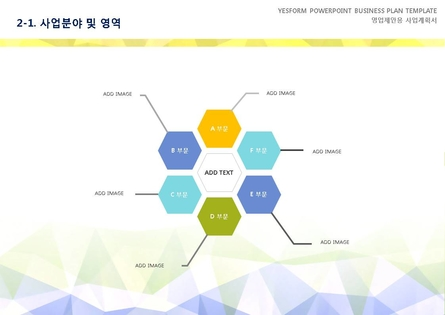 도소매업 표준 사업계획서(영업제안용) #10