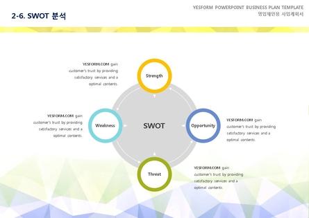 도소매업 표준 사업계획서(영업제안용) #15