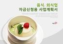 음식.외식업 표준 사업계획서(자금신청용)(4)