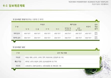 음식.외식업 표준 사업계획서(자금조달용) #46