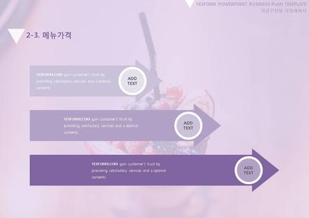 음식.외식업 표준 사업계획서(자금조달용) #11