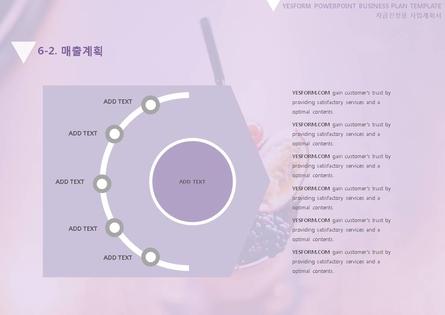 음식.외식업 표준 사업계획서(자금조달용) #37