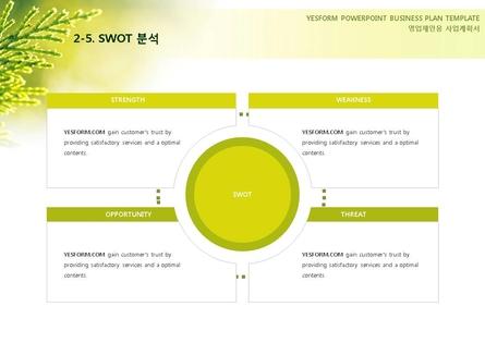 음식.외식업 표준 사업계획서(영업제안용)(4)