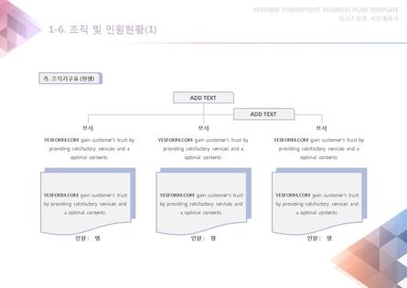 건설업 표준 사업계획서(자금조달용) #8