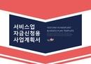 서비스업 표준 사업계획서(자금신청용)(3)