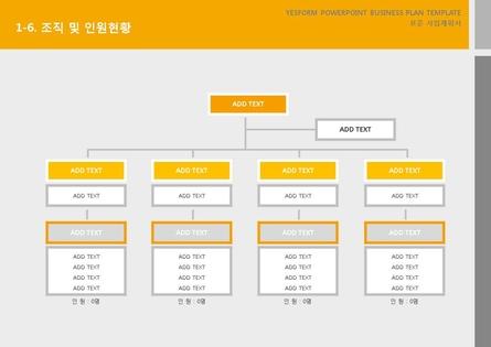서비스업 표준 사업계획서(서비스업 일반) #8