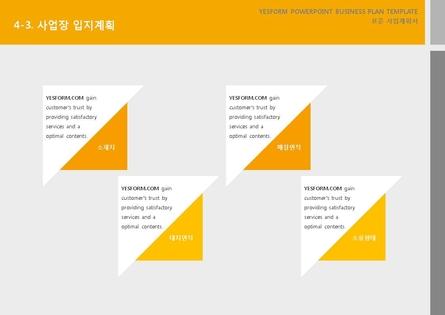 서비스업 표준 사업계획서(서비스업 일반) #23