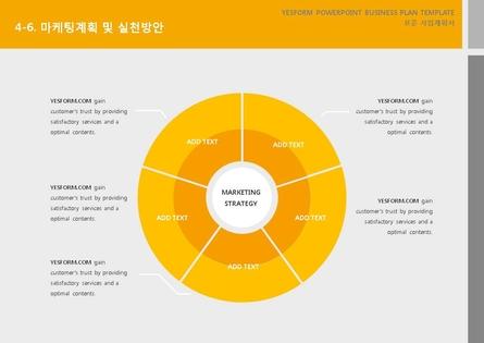 서비스업 표준 사업계획서(서비스업 일반) #26