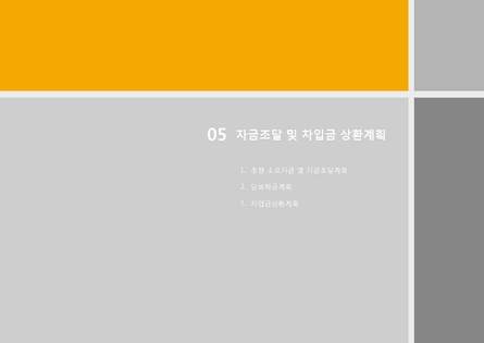 서비스업 표준 사업계획서(서비스업 일반) #28
