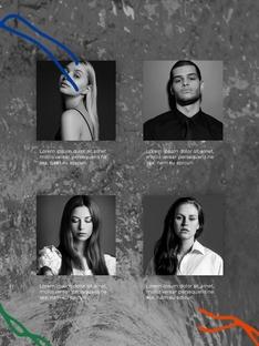 아트 포스터 (Art Poster Design) 프레젠테이션