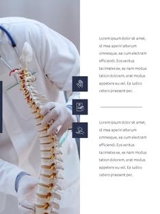 Orthopedics (정형외과) 프레젠테이션 PPT