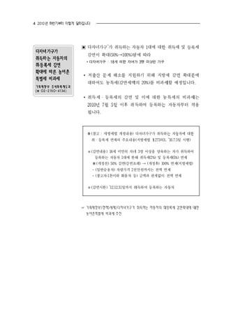 [2010년] 하반기부터 달라지는 주요제도 - 섬네일 16page