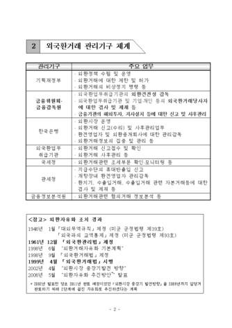 외국환 거래절차 및 유의사항 안내 - 섬네일 4page
