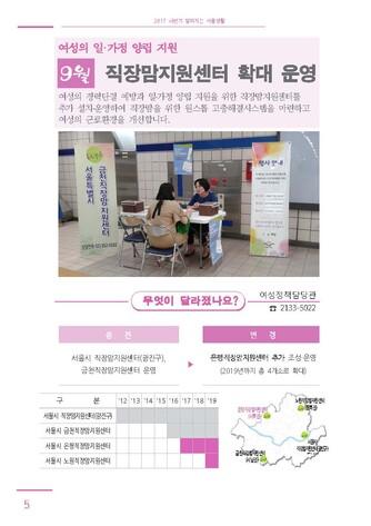 [2017년] 하반기 달라지는 서울생활 - 섬네일 10page
