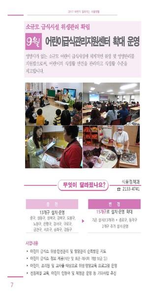 [2017년] 하반기 달라지는 서울생활 - 섬네일 12page