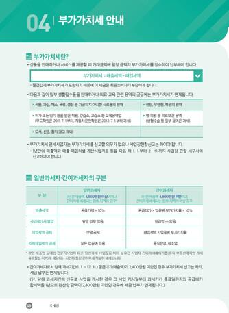 [2018년] 신규사업자가 알아두면 유익한 세금정보(하반기) - 섬네일 3page