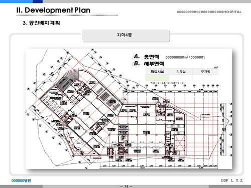 종합병원 투자자금조달 사업계획서(투자자금 조달용) - 섬네일 14page