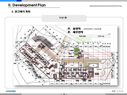 종합병원 투자자금조달 사업계획서(투자자금 조달용) - 섬네일 18page