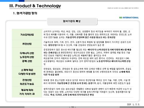 염색공장 해외투자 사업계획서(투자자금 조달용) - 섬네일 19page