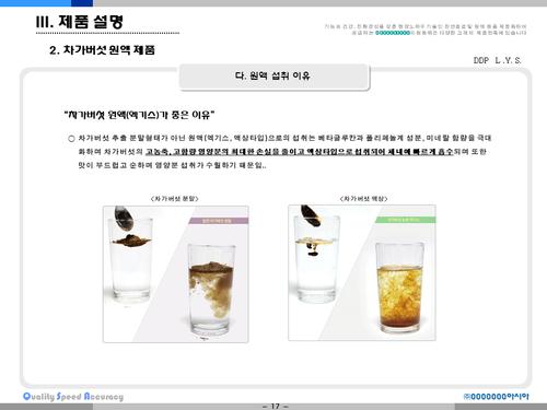 비타민나무 가공음료 투자사업계획서(투자자금 조달용) - 섬네일 17page