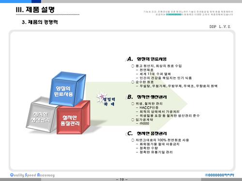 비타민나무 가공음료 투자사업계획서(투자자금 조달용) - 섬네일 19page