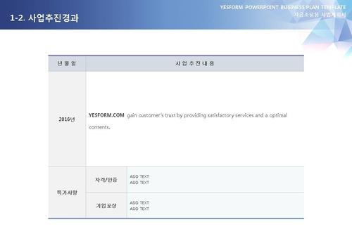 제조업 표준 사업계획서(자금조달용)(1) - 섬네일 6page