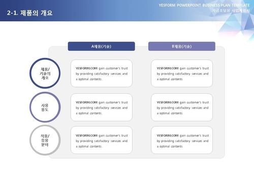 제조업 표준 사업계획서(자금조달용)(1) - 섬네일 11page