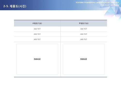 제조업 표준 사업계획서(자금조달용)(1) - 섬네일 15page