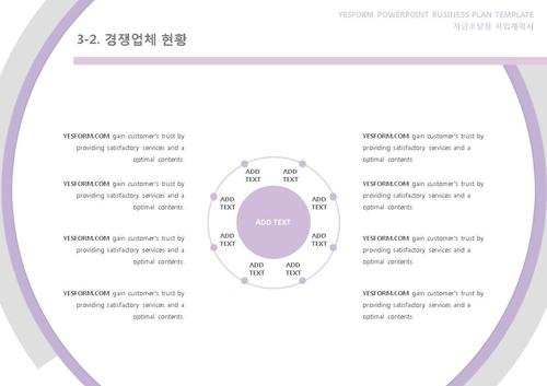 제조업 표준 사업계획서(자금조달용)(2) - 섬네일 20page