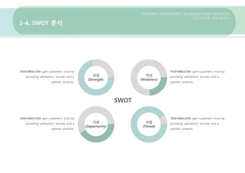 제조업 표준 사업계획서(자금조달용)(3) - 섬네일 20page