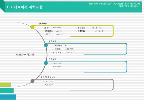 도소매업 표준 사업계획서(자금조달용) - 섬네일 7page