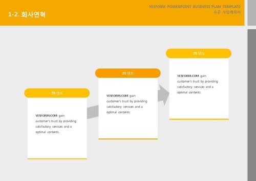 서비스업 표준 사업계획서(서비스업 일반) - 섬네일 6page